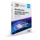 Bitdefender Internet Security Multi Device 1 Gerät Vollversion ESD 1 Jahr für Version 2018