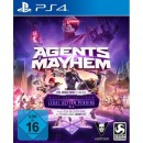 Deep Silver Agents of Mayhem Day One Edition (PS4) Englisch