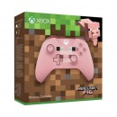 Microsoft Xbox One Branded Wireless Controller Minecraft Pig