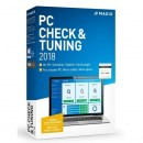 MAGIX PC Check & Tuning 2018 6 PCs Vollversion MiniBox 1...