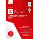 Avira Internet Security Plus 2018 1 Benutzer | 2 PC/Mac +...