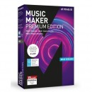 MAGIX Music Maker Premium Vollversion MiniBox