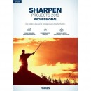 Franzis Verlag SHARPEN projects professional 2018