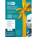 ESET Internet Security 2018 2 Computer + 1 Android...
