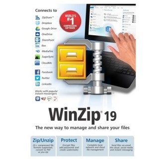 Corel WinZip 19 Standard Vollversion ESD