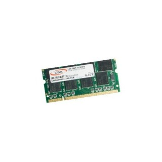 CSX-Memory DDR SO-DIMM PC2100 1024MB CL2.5 LowProfile