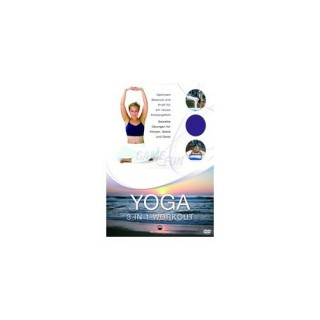 Black Hill Pictures Yoga 3 in 1 Workout (DVD)