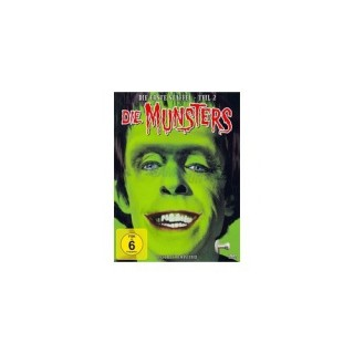 KochMedia Die Munsters - Staffel 1, Teil 2 (4 DVDs)