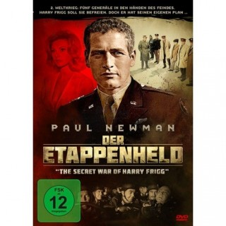 KochMedia Der Etappenheld - The Secret War of Harry Frigg (DVD)