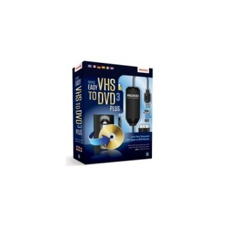 Corel Roxio Easy VHS to DVD 3 Plus Multilingual 1 PC Vollversion MiniBox