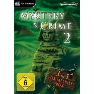 Magnussoft Mystery and Crime Vol. 2 - 3 in 1 Wimmelbildbox (PC)