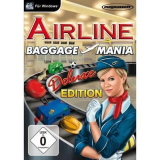 Magnussoft Airline Baggage Mania - Deluxe Edition (PC)