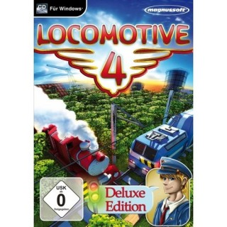 Magnussoft Locomotive 4 - Deluxe Edition (PC)