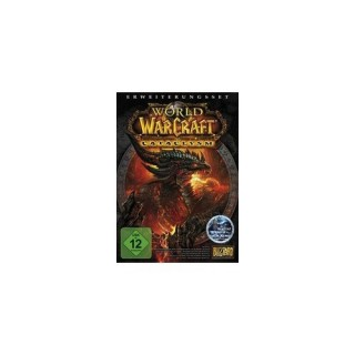 Blizzard World of Warcraft Cataclysm (Add-on) deutsch
