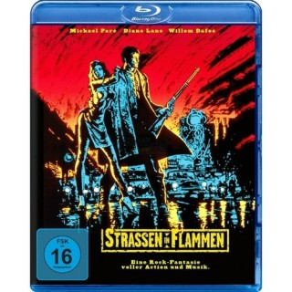 KochMedia Strassen in Flammen (Blu-ray)