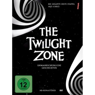 KochMedia The Twilight Zone - Staffel 1 (6 DVDs)