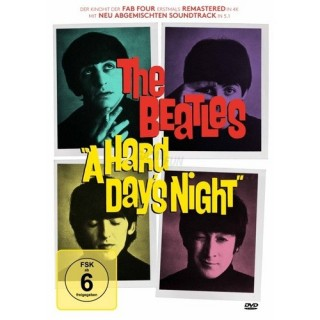 KochMedia A Hard Days Night (DVD)