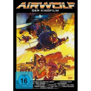 KochMedia Airwolf - Der Kinofilm (DVD)