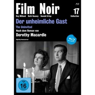 KochMedia Film Noir Collection #17: Der unheimliche Gast (Blu-ray)