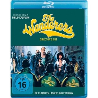 Black Hill Pictures The Wanderers - Directors Cut (Blu-ray)