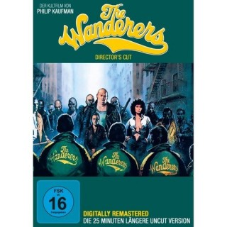 Black Hill Pictures The Wanderers - Directors Cut (Neuauflage) (DVD)