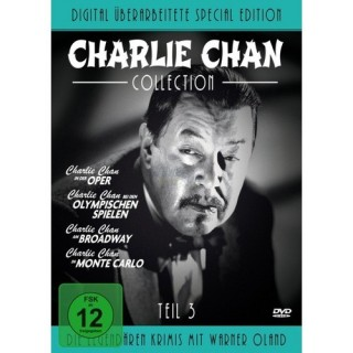 KochMedia Charlie Chan Collection - Teil 3 (4 DVDs)