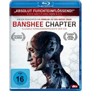 KochMedia Banshee Chapter - Illegale Experimente der CIA (Blu-ray)