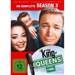 KochMedia The King of Queens - Staffel 3 DVD-Box (16:9) (4 DVDs)