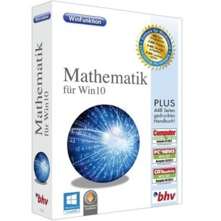 BHV WinFunktion Mathematik für Win10 Vollversion MiniBox