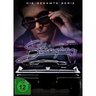 Explosive Media Stingray - Die komplette Serie (9 DVDs)