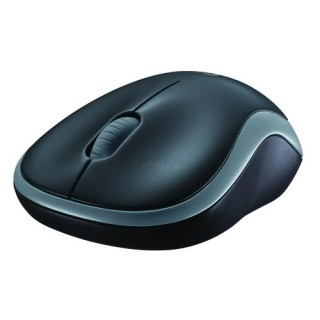 Logitech Wireless Mouse M185 swift grey