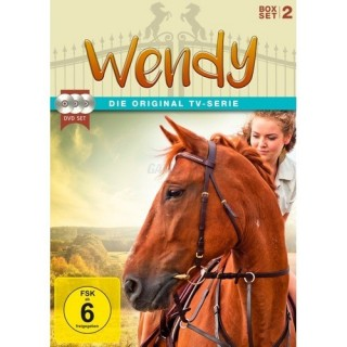 Spirit Media Wendy - Die Original TV-Serie (Box 2) (3 DVDs)