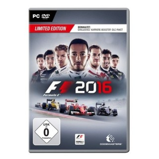 Codemasters F1 2016 Limited Edition (PC)