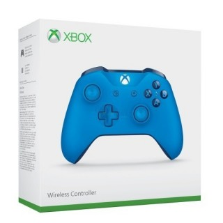 Microsoft Xbox One Branded Wireless Controller Blue