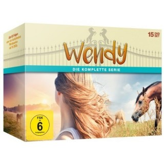Spirit Media Wendy - Die komplette Serie (15 DVDs)