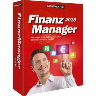 Lexware FinanzManager 2018 1 PC Vollversion EFS PKC