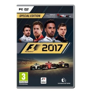 Codemasters F1 2017 Special Edition (PC)