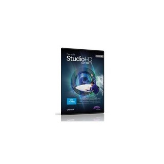 Pinnacle Studio S9+ to StudioHD Ultimate 15 Update DVD-Box