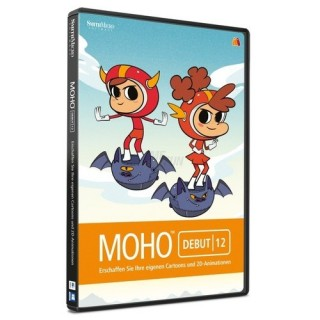 Globell B.V. Moho Debut 12 Vollversion DVD-Box