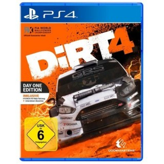 Codemasters DiRT 4 Day One Edition (PS4)