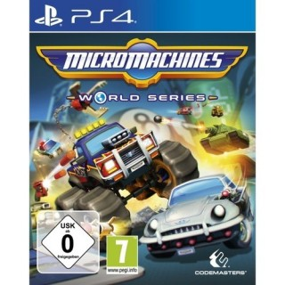 Codemasters Micro Machines World Series (PS4)
