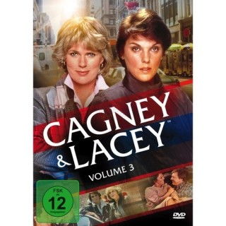 KochMedia Cagney & Lacey, Volume 3 (6 DVDs)