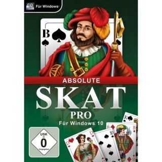 Magnussoft Absolute Skat Pro für Windows 10 (PC)