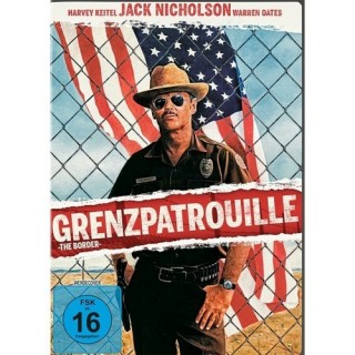 Black Hill Pictures Grenzpatrouille (DVD)