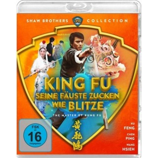 Black Hill Pictures King Fu - Seine Fäuste zucken wie Blitze (Shaw Brothers Collection) (1 Blu-ray)