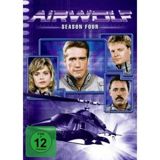 KochMedia Airwolf - Die komplette 4. Staffel (6 DVDs)