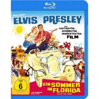 Explosive Media Elvis Presley: Ein Sommer in Florida (Blu-ray)