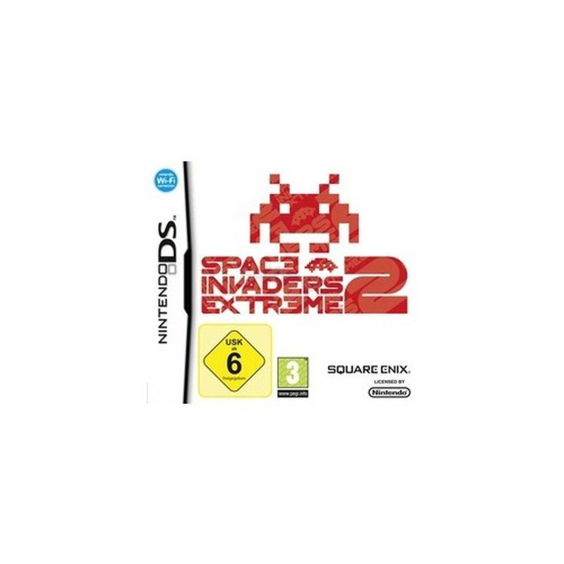 SquareEnix Space Invaders Extreme 2 (NDS)