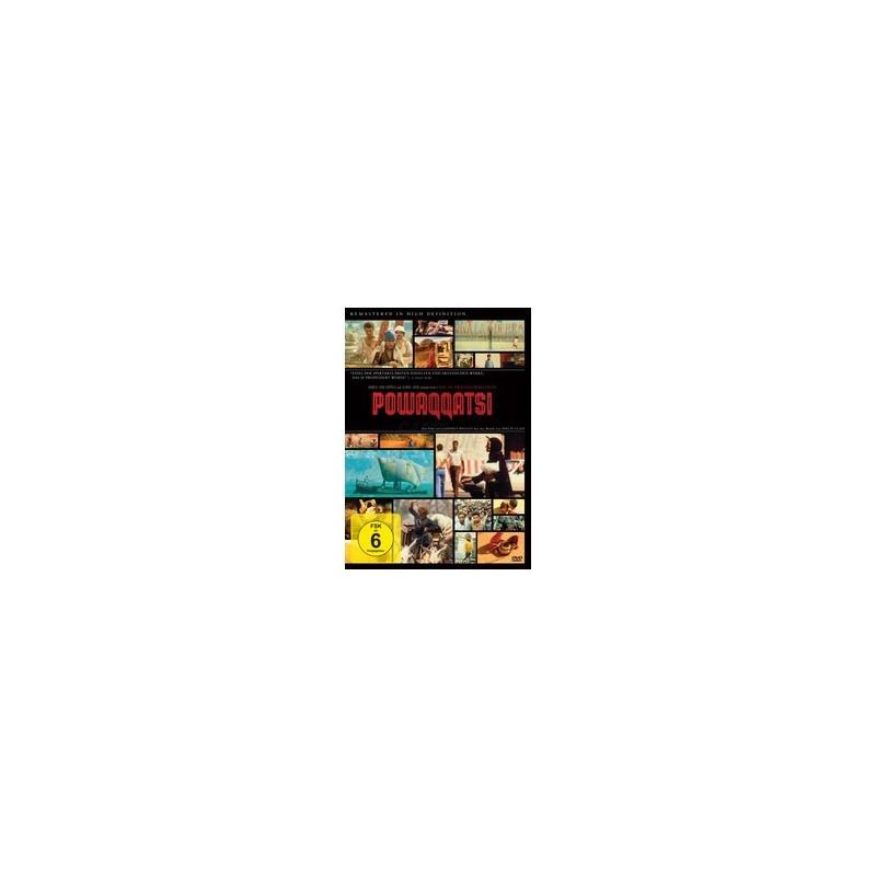 KochMedia Powaqqatsi (DVD)