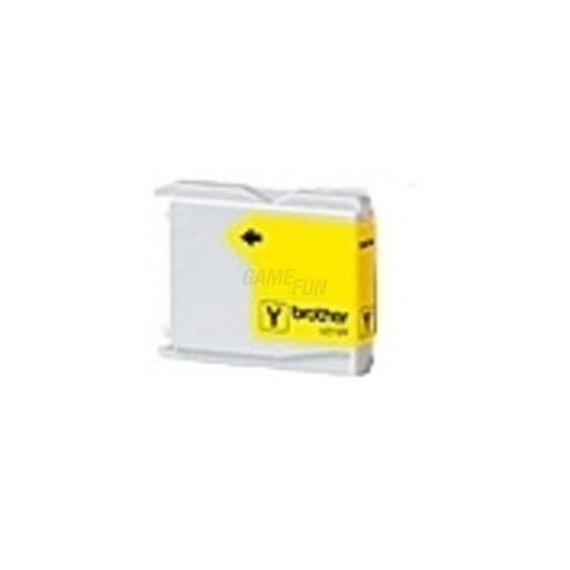 Brother LC1000-Y Tinte yellow